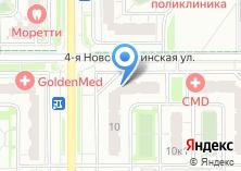 Компания «Иртыш» на карте