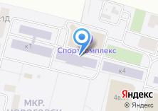 Компания «Академия гражданской защиты МЧС РФ» на карте