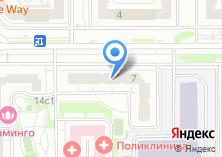 Компания «Новые Ватутинки Центральный микрорайон» на карте