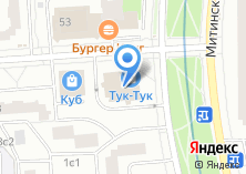Компания «Рекламный Легион» на карте