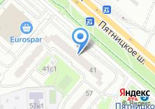 Компания «Медлайн-Сервис» на карте