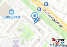 Компания «ОПОП Северо-Западного административного округа район Митино» на карте