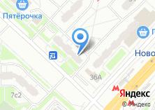 Компания «БАН-СЕРВИС» на карте