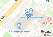 Компания «Златисс Ювелир» на карте