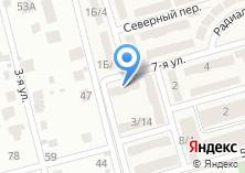 Компания «Строящийся жилой дом по ул. Рыбаки д (Рыбаки)» на карте