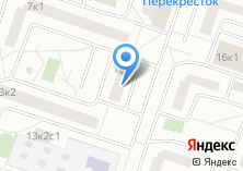 Компания «Магазин овощей и фруктов на ул. Генерала Белобородова» на карте