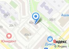Компания «Митино» на карте