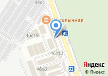 Компания «Ингосстрах» на карте