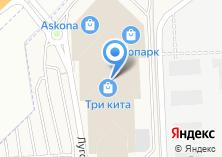 Компания «Оконные системы» на карте