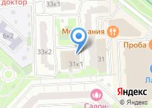 Компания «Московский центр реального айкидо» на карте