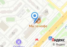 Компания «МедиАрт» на карте