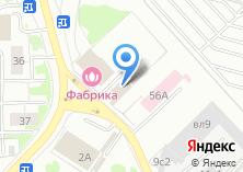 Компания «Лидия и К» на карте