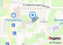 Компания «Selebrity» на карте