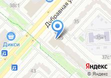 Компания «Фотоцентр на Дубравной» на карте