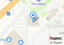 Компания «Кузнецов» на карте