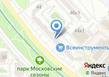 Компания «Маникюрная находка» на карте