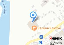 Компания «Kalina Country» на карте