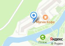Компания «Олимпийская деревня Новогорск. Курорт» на карте