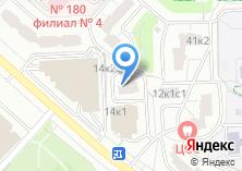 Компания «Экспотранс К» на карте