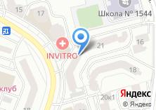 Компания «Reinehaus.ru» на карте