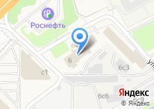 Компания «Позитив Авто» на карте
