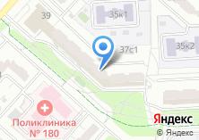 Компания «ТехСервисМаш» на карте