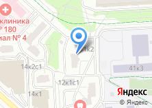 Компания «Асклепион» на карте
