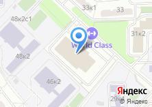 Компания «Fizkult» на карте