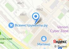 Компания «Авиафорум» на карте