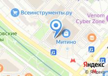 Компания «Город Золотой» на карте