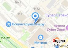 Компания «РемМосХолод» на карте