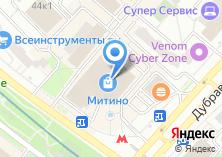 Компания «ЗооЛиния» на карте