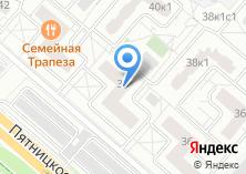 Компания «Магазин овощей и фруктов на Пятницком шоссе» на карте