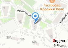 Компания «Строящийся жилой дом по ул. Центральная (г. Красногорск)» на карте