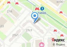 Компания «Милиса» на карте