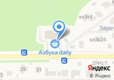 Компания «Наш Бараш» на карте