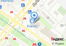 Компания «ViaPrima» на карте