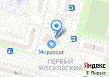 Компания «Хозмаг» на карте