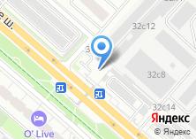 Компания «Доктор Авто» на карте