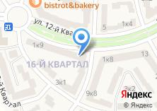 Компания «Сироп ресторация» на карте