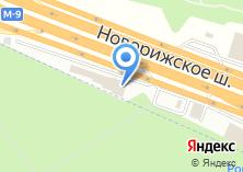 Компания «Спорткар-центр» на карте