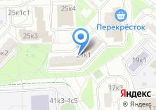 Компания «Митинская 21-1» на карте