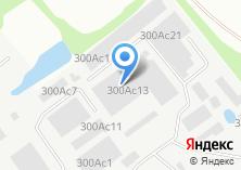 Компания «Союзхим» на карте