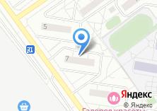 Компания «Магазин штор на Красногорском бульваре» на карте