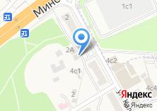 Компания «Ива» на карте