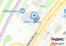 Компания «Виста Моторс (Vista Motors) - Технический центр» на карте