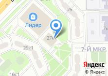 Компания «Аэлита-К» на карте