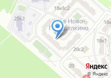 Компания «ИНФОКОР» на карте