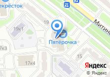 Компания «ТекИТ» на карте