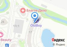 Компания «Азовский гостинец» на карте